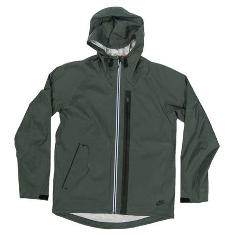 Jaket Nike Sweater Nike nike technical jacket vintage green mens jackets from attic clothing uk