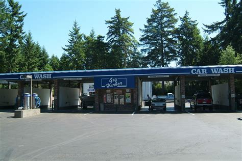 self serve wash the great car care center of gig harbor services self