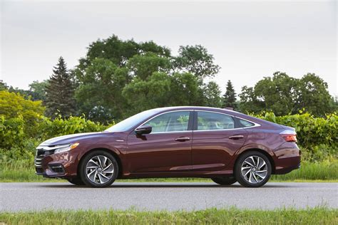 2019 Honda Insight Hybrid by 2019 Honda Insight Test Drive Review With 50 Mpg Hybrid
