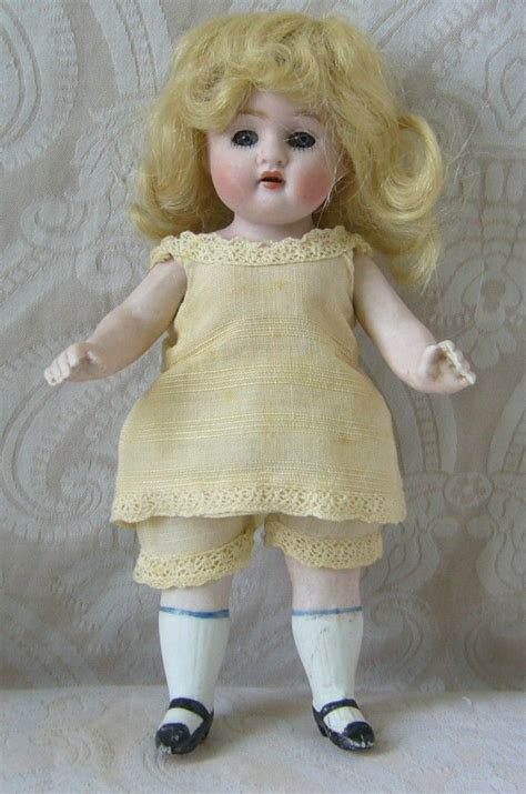 what is a bisque doll german all bisque doll by kestner from joan