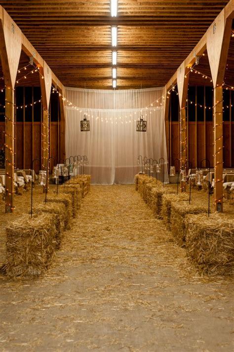 elegant barn wedding rustic wedding chic