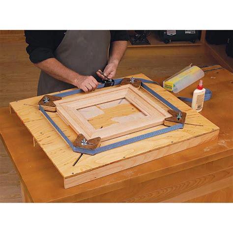 woodworking plans picture frames easy adjust picture frame jig woodworking plan from wood