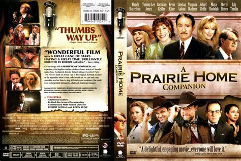 prairie home companion a dvd scanned covers