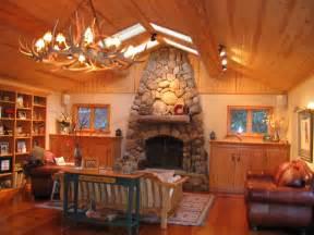 Log Home Small Kitchen Designs Log Cabin Kitchen Decor Kitchen And Decor
