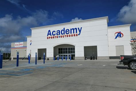 Academy Sports Corporate Office by Academy Sports Outdoors La Retail Construction By