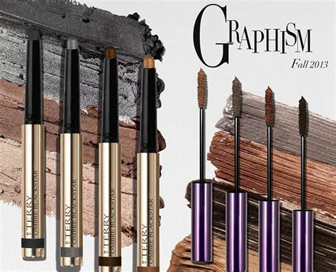 by terry eyebrow mascara 4 dark brown 45ml015oz fall 2013 makeup collections byterry and sisley makeup4all