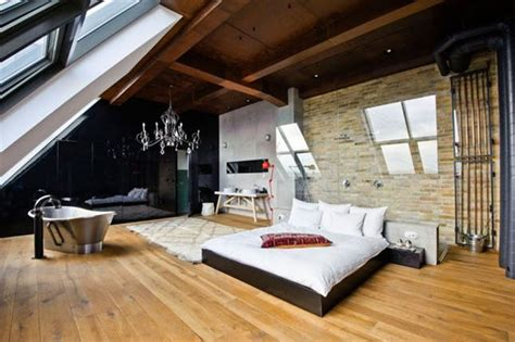 Can You Say Bedroom In The 18 Most Beautiful Attics You Ll See Brit Co