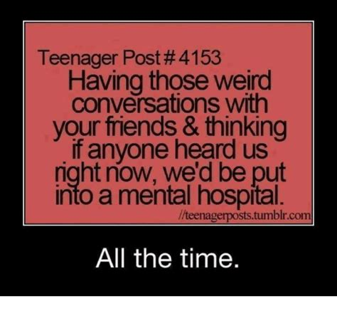 Memes About Teenagers