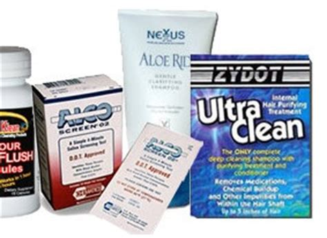 Best Detox Kit For Xanax by How To Pass A Test Recommended Detox Products By