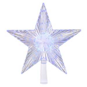 tree topper with lights colour changing led light up tree topper