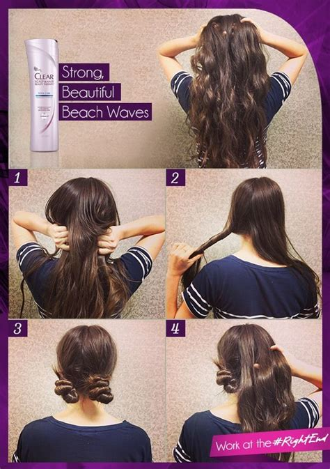 cute hairstyles without heat how to get natural curls alldaychic