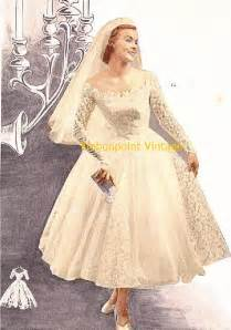 plus size or any size vintage 1949 wedding dress sewing