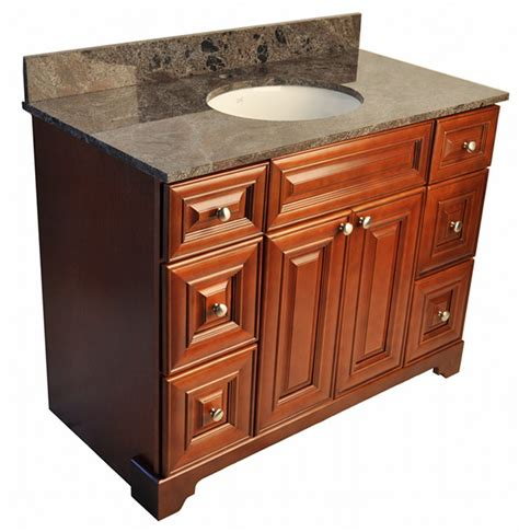 42 Inch Bath Vanity by Lukx Bathroom Fixtures Bold Vanities 42 Inch Vanity