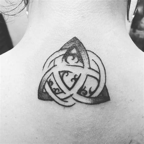 trinity tattoo quebec best 25 trinity knot tattoo ideas on pinterest