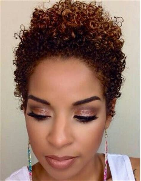 black women short texturized process short hairstyles 1000 images about short natural hairstyles on pinterest