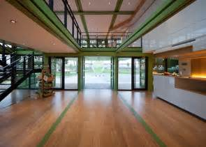 Shipping Container Homes Interior by Shipping Container Homes Tony S Farm Playze Shanghai