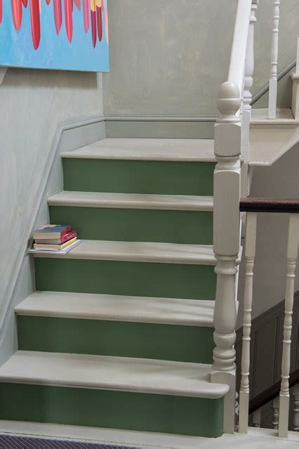 Painted Stairs   Decorating Tips   Quick DIY & Home Decorating Tips (houseandgarden.co.uk)