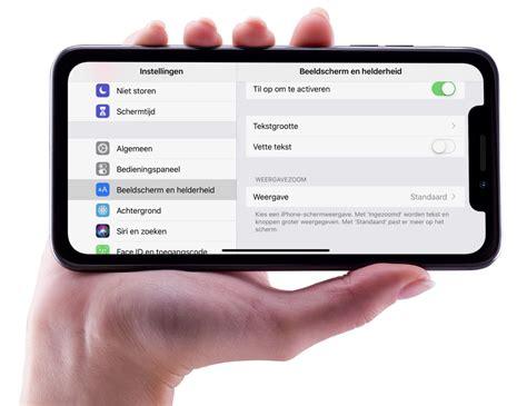 verschillen iphone xs vs iphone xs max welke past bij jou