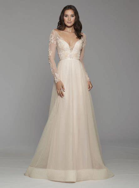 Dress Model A Line 33708405 bohemian a line wedding dress kleinfeld bridal