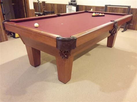8 pool table 8 olhausen