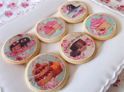 Postreadicci N Galletas Decoradas Cupcakes Y Cakepops | papel comestible y tinta comestible para tartas gluten