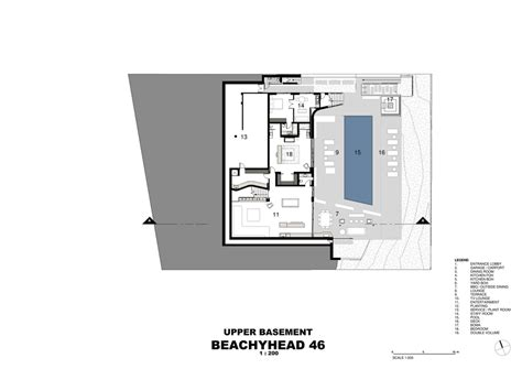 modern home design floor plans wooden facade modern house design by saota architecture beast