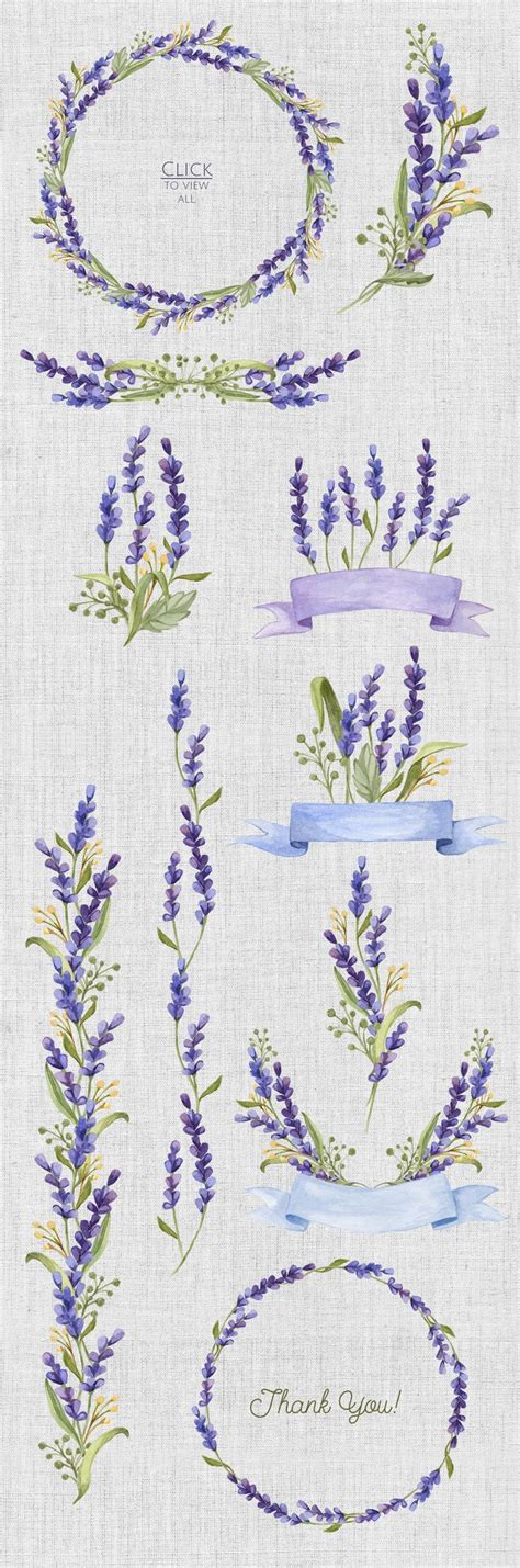 watercolor tattoo lavender 25 best ideas about lavender flowers on