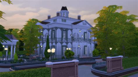 Disney Png Haunted Mansion Floor Plan - mod the sims help with the floor plan of my antebellum