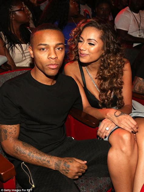 bow wow is officially off the market engaged to love hip hop bow wow presents erica mena with engagement ring after
