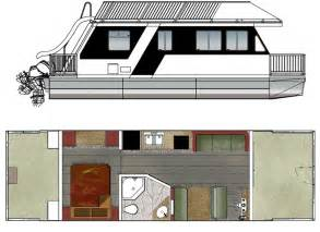 Boat House Blueprints Jonni Houseboat Blueprints
