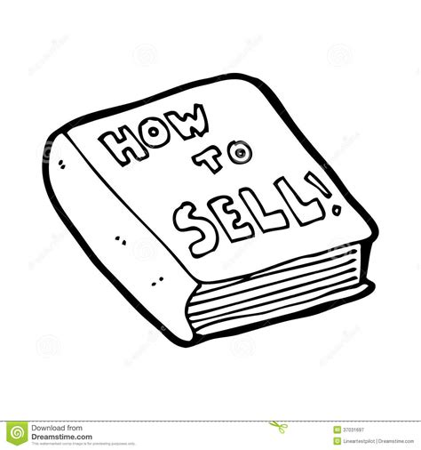 books on how to a how to sell book royalty free stock photography image 37031697