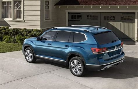 vw atlas towing specs volkswagen santa monica