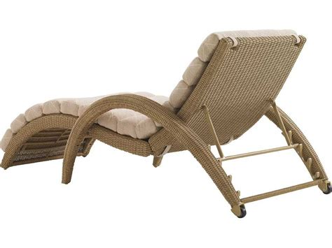 tommy bahama chaise lounge tommy bahama outdoor aviano wicker chaise lounge 3220 75