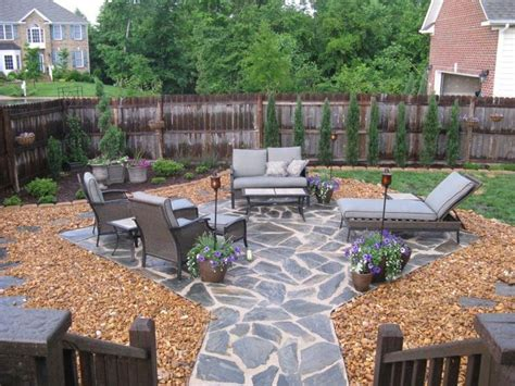 Patio Surfaces Options by Great Look Garden Patio Surfaces