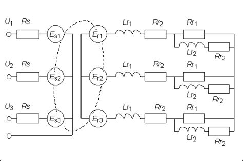 induction motor pspice parameter identification and comparision of an induction motor models