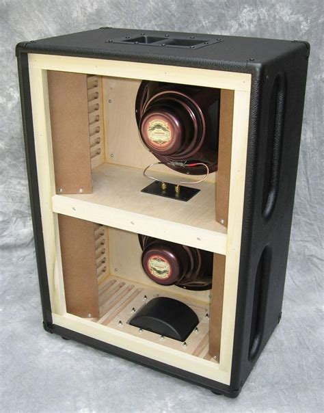 2x12 guitar cabinet plans 2x12 speaker cabinet plans diy woodworking