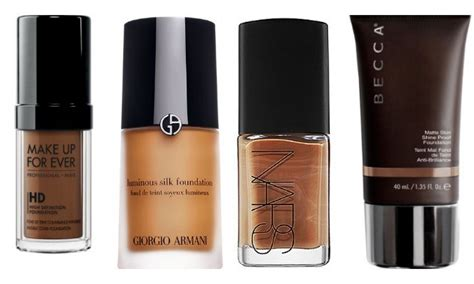 what are the best skin tones for women the best foundations for dark skin tones
