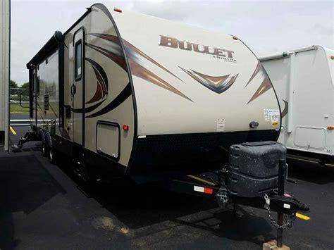 2016 keystone bullet travel trailer 2016 used keystone bullet 269rls travel trailer in texas tx