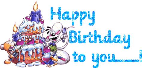 Animated Happy Birthday Wishes 4 U Happy Birthday Wishes My Dear Friend Facebook Wall