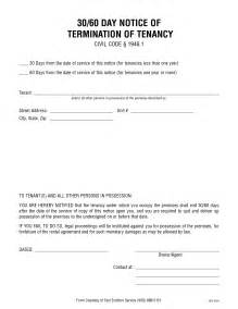 Capacity Analyst Cover Letter by Landlords Thirty 30 Day Notice To Terminate A Tenancy Alabama Lease Termination Letter Form 30