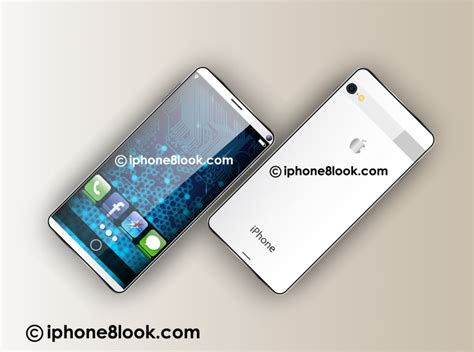 Home Button Apple Device Iphone 8 8 Plus Iphone 66 Plus Iphone 7 7pl iphone 8 concept is already a thing comes with a