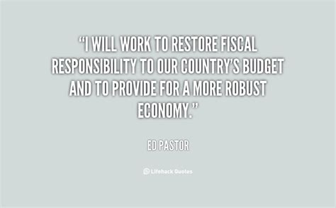 Fiscal Policy Quotes
