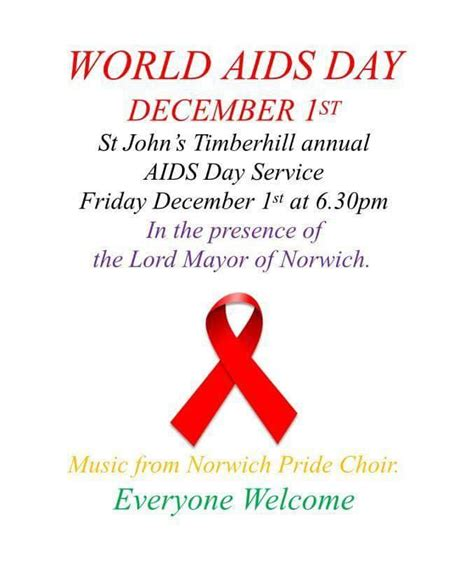 Lennoxs Sing World Aids Day by Wad 2017 Sing With Pride