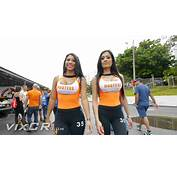 Hooters Girls At The Race Track In Costa Rica  YouTube