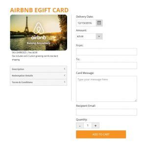 Airbnb Gift Card Discount - 20 off airbnb gift cards awardwallet blog