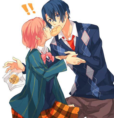 Blouze Nanami Jumbo bread food page 19 of 56 zerochan anime image board
