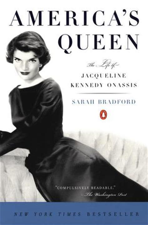 jackie kennedy the biography books america s the of jacqueline kennedy onassis by