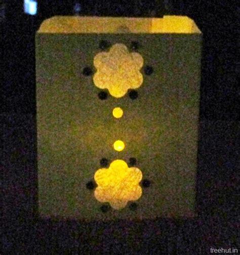 Diwali Paper Lantern Craft - diwali paper lantern craft