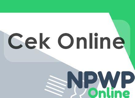 cek npwp  wa konsultasi gratis  wa