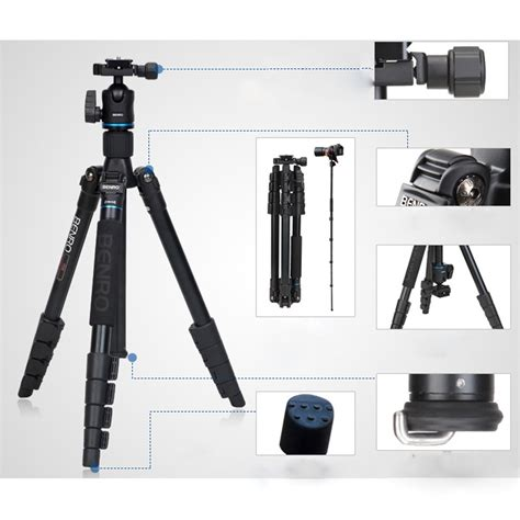 Monopod Nikon it15 tripod monopod aluminum kit with rod ends for nikon pentax and e6s3 ebay
